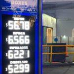 Apoyo de los expendedores a la decisión de las petroleras de aumentar los precios de los combustibles