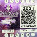 Rotura de parabrisas del vehículo a GNC: ENARGAS recuerda que la oblea de habilitación pierde automáticamente su vigencia