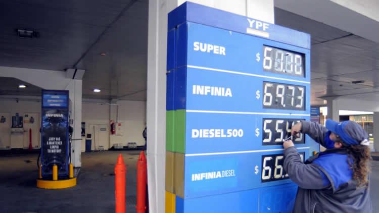 Los aumentos de impuestos que se vienen y como impactarán en los precios de los combustibles
