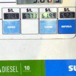 """Consideran que la caída del """"Barril Criollo"""" no afectará los precios de los combustibles"""