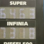 Aumentó 3.5 por ciento el precio de los combustibles
