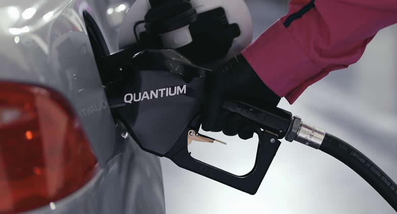 AXION energy ofrece un 10 por ciento de descuento en la carga de combustibles de la línea Quantium