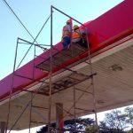 Estacioneros retoman servicios de mantenimientos ante la imposibilidad de ahorro en pesos