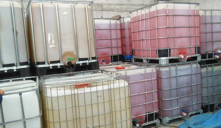 Estacioneros presentaron a la Secretaría de Energía documentación que prueba la venta clandestina de combustibles