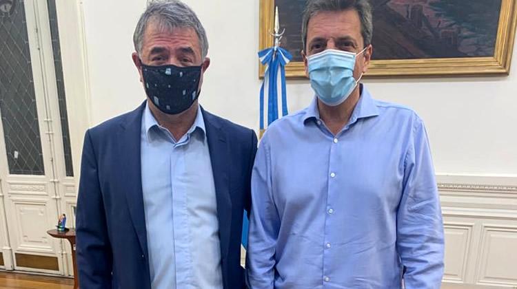 Reunión con Massa: Estacioneros ya proyectan cómo será el escenario post pandemia