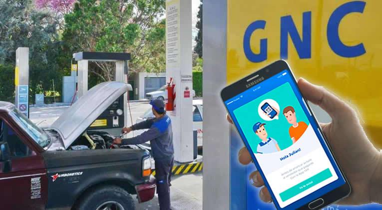 La App YPF para el pago de GNC ya está disponible en las Estaciones de Servicio de la red