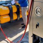 Estacioneros ya piden cotizaciones para adaptar sus surtidores a la carga de GNC para camiones