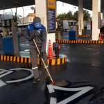 Datos oficiales: La venta de combustibles no se recupera pese a las escasas restricciones de movilidad