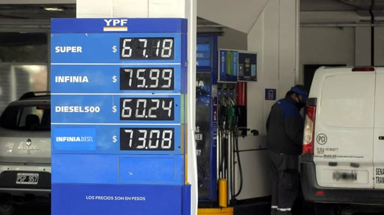 Cuestionan la posibilidad de imponer un precio homogéneo de los combustibles en todo el país