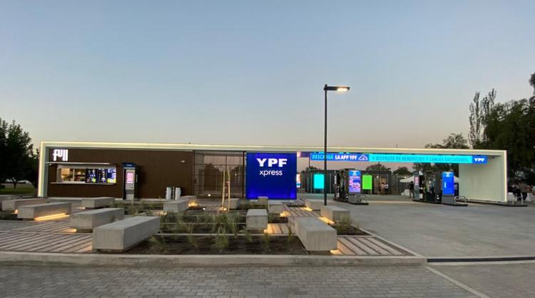 """De la mano de YPF, llega a la Argentina la """"Estación del Futuro"""""""