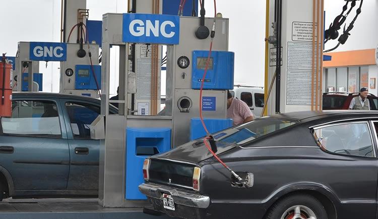 GNC carga
