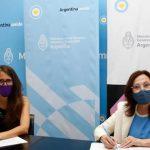 Género: Mujeres de AOYPF destacan el acuerdo celebrado entre el Gobierno y la petrolera estatal