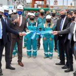 YPF inauguró una nueva planta de cogeneración en la refinería de La Plata