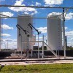 ¿Cómo es la mega planta de despacho de combustibles y lubricantes a granel que YPF construye en Añelo?