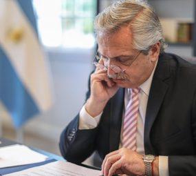 """Estacioneros a Alberto Fernández: """"Se necesitan cambios en el orden laboral para generar nuevos empleos"""""""