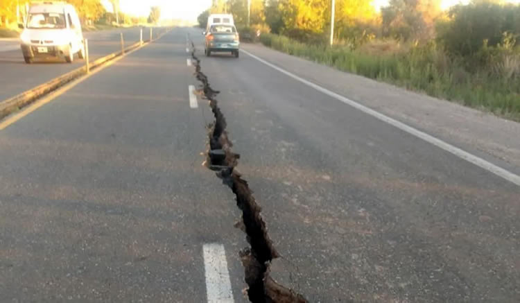 Las Estaciones de Servicio de San Juan resistieron sin problemas los efectos del terremoto