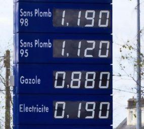 Las Estaciones de Servicio ya exhiben los precios de la movilidad eléctrica