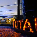 Total celebra 25 años de asociación con Peugeot en Cariló