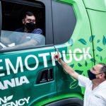 GNC en camiones: Ahorros de hasta USD 20000 por año