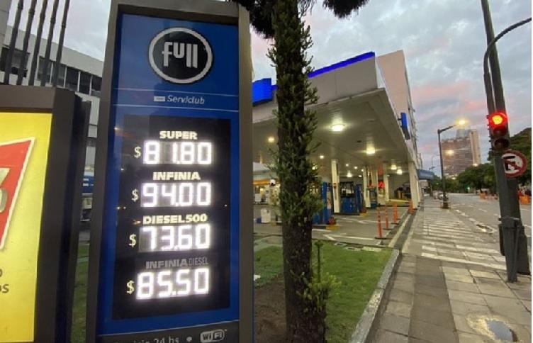 El nuevo aumento de los biocombustibles disparó una suba de precios en los surtidores