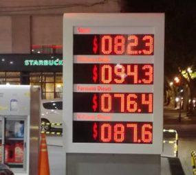 Combustibles: Los aumentos de precios que se vienen en marzo