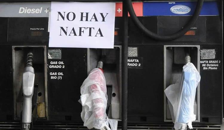 Advierten que un posible congelamiento de precios de combustibles generará desinversión y desabastecimiento para el 2022