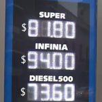 Piden informes al Ejecutivo sobre los aumentos de combustibles