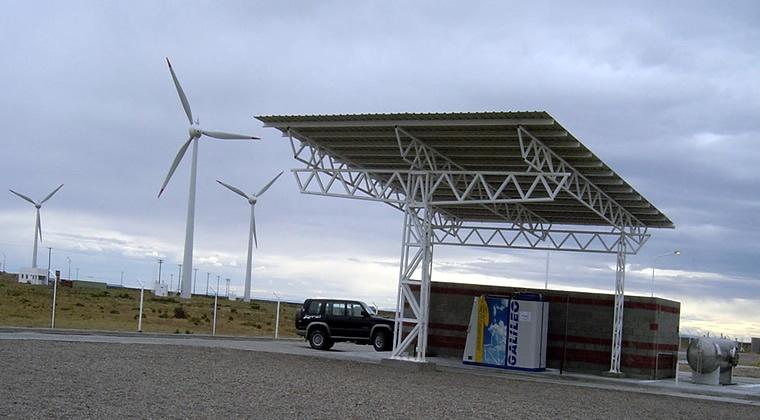 Avanzan gestiones para poner en marcha la primera Estación de Servicio que expenderá hidrógeno en Argentina