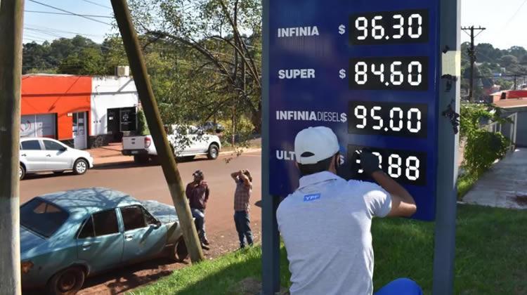 Se esperan aumentos de la nafta y el gasoil por recomposición de márgenes y suba de los biocombustibles
