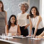 Satisfacción de mujeres expendedoras por el desarrollo del género en la dirigencia empresarial