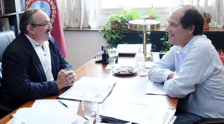 El Senado y la embajada argentina en Bolivia avanzan en soluciones que beneficiarán a las Estaciones de Servicio