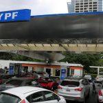 Crece la venta de combustibles en Estaciones de Servicio pero aun no logra alcanzar los niveles prepandemia