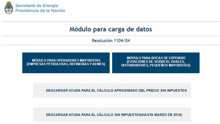 Expendedores reclaman postergar la presentación de datos de la Resolución 1104