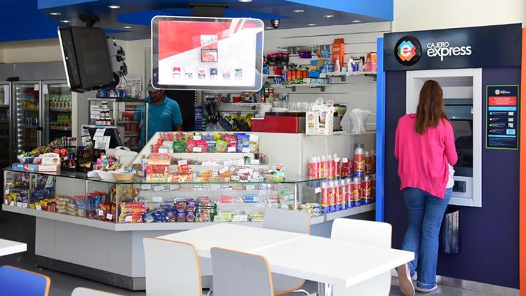 Los cajeros automáticos de las Estaciones de Servicio no cobrarán comisiones extras