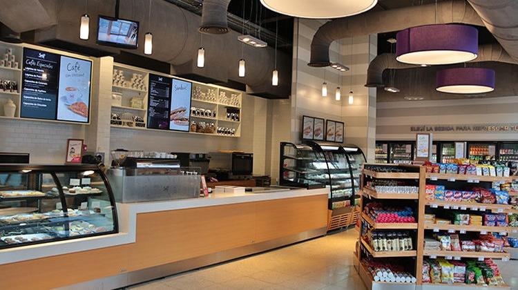 Las ventas en las Tiendas de Conveniencia de las Estaciones de Servicio cayeron un 80 por ciento