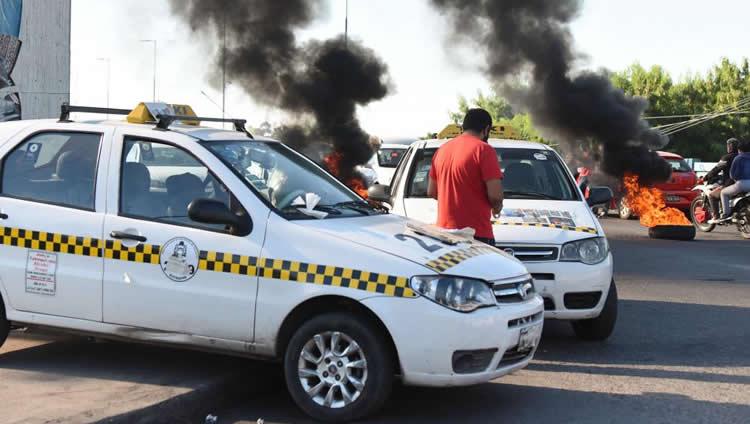 Estacioneros de GNC piden a las autoridades que actúen para poder trabajar con normalidad