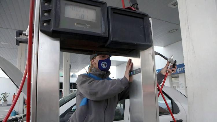 ENARGAS definió la modalidad de facturación del gas destinado a GNC provisto por IEASA