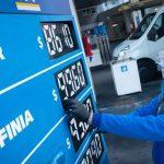 Luego del aumento, YPF congela el precio de los combustibles hasta fin de año