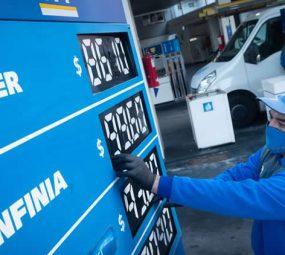 Desde el sábado YPF congela el precio de los combustibles hasta fin de año