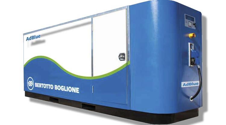 Lanzan tanques aptos para el suministro de ADBlue en Estaciones de Servicio