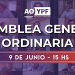 Operadores de YPF de todo el país se reúnen por la 9° Asamblea de la AOYPF