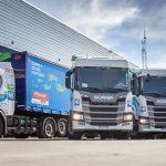 Más empresas incorporan a sus flotas camiones a GNC