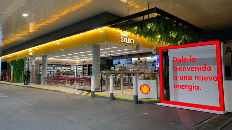 Con foco en la iluminación, Shell abre paso a un nuevo diseño para sus tiendas Select