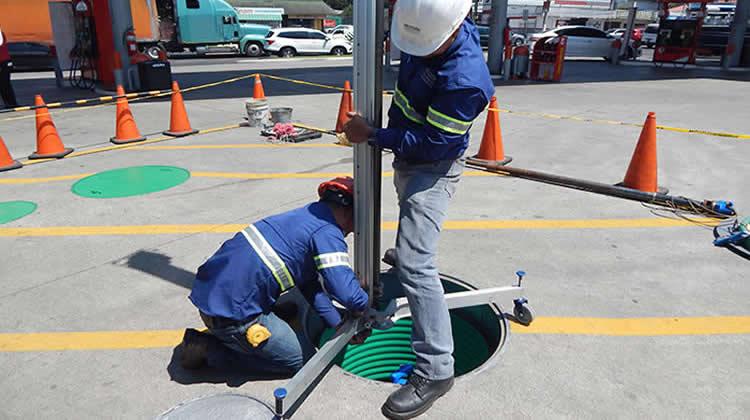 Auditorías de Seguridad: Estacioneros se reunieron con funcionarios de la Secretaría de Energía