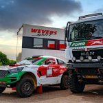 Puma Energy presentó su equipo para el Rally Dakar 2022