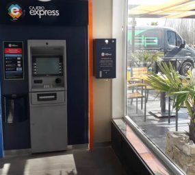 Cajeros automáticos: Uno de los servicios externos con mayor potencial en las Estaciones de Servicio