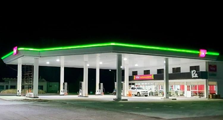 Voy con Energía continúa expandiendo su red de Estaciones de Servicio