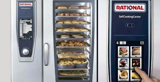 Cumplir las exigencias de hoy y del futuro: Rational propone las últimas novedades en gastronomía para las Estaciones de Servicio