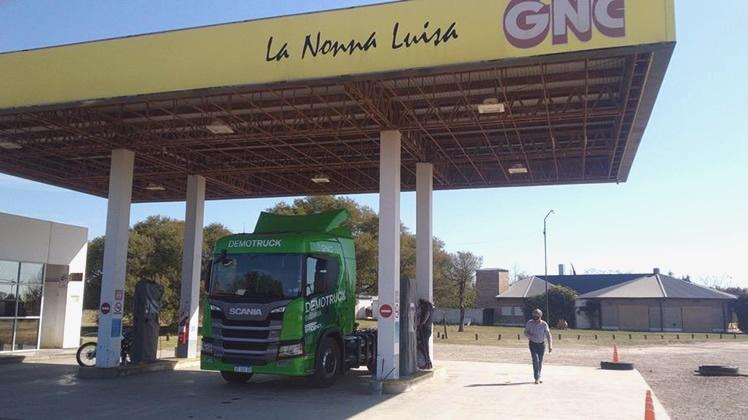 Gran interés de los estacioneros de GNC en ser integrados a los corredores verdes para el transporte pesado