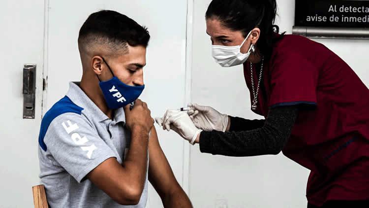 Empleados de Estaciones de Servicio completan el esquema de vacunación contra el COVID